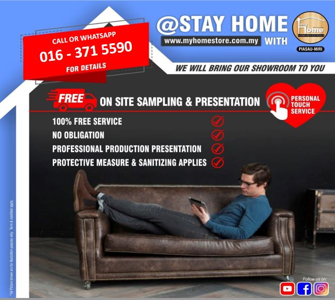 @Stay Home with MyHome