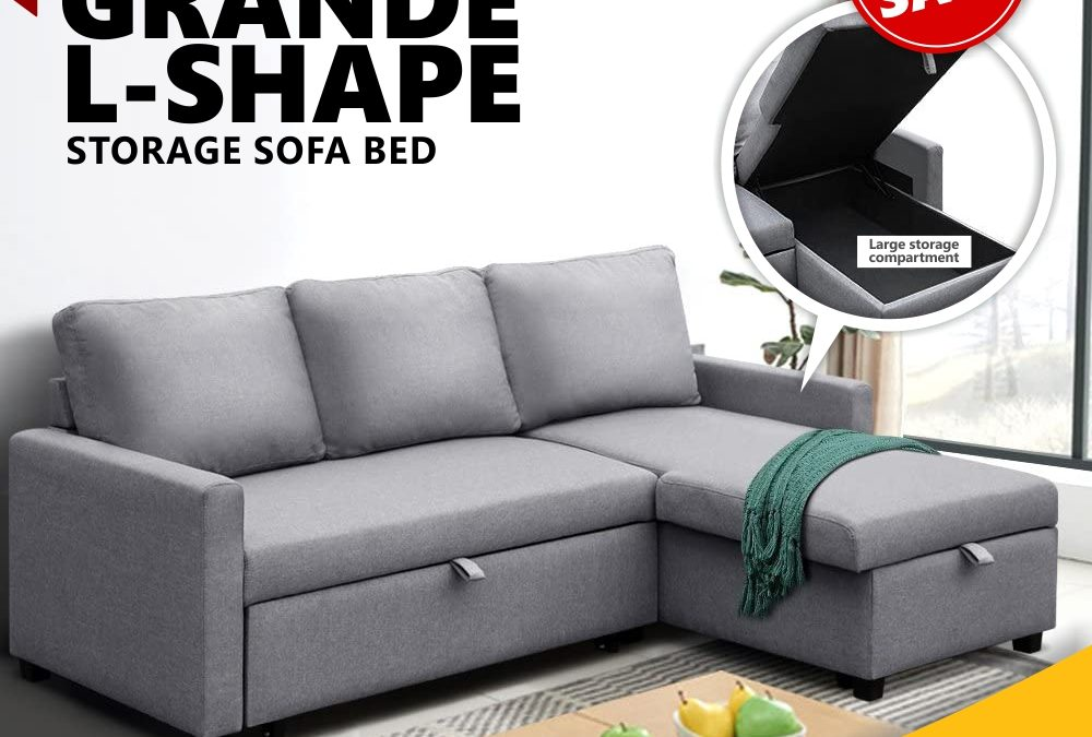 New Arrival – Sofa Bed