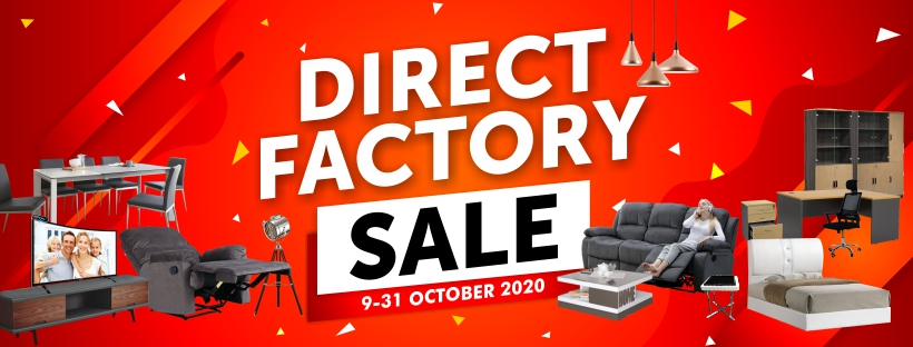 Direct Factory Sale